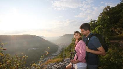 Wandern und Genuss auf dem Premiumwanderweg Hochbergsteig