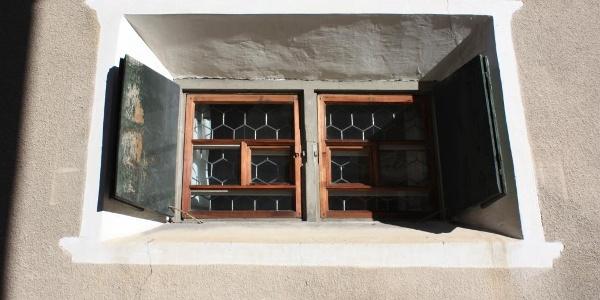 Etappe 12: Fenster in Filisur