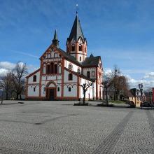 Kirche St.Peter in Sinzig