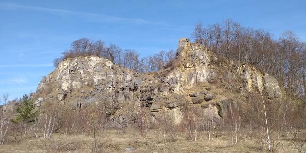 Ehemaliges Steinbruchgelände