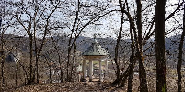 Prinz Rupprecht Pavillon bei Streitberg