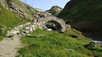 Römerbrücke Septimerpass
