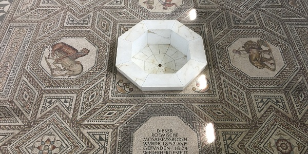 Römisches Mosaik Villa Nennig
