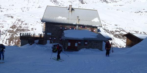 Langtalereckhütte 2430m
