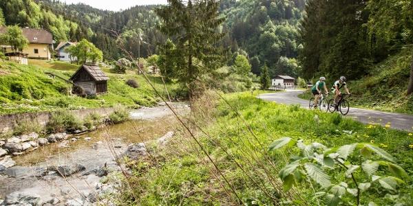 Über Bad Eisenkappel nach Slowenien