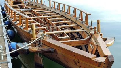 Römerschiff Lusoria Rhenana