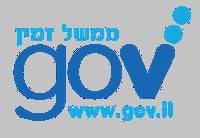 לוגו אתר מאגרי המידע הממשלתיים