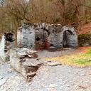 An der ehemaligen Schmelzhütte Buckerig