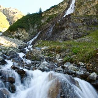 Wasserfall Lechtal