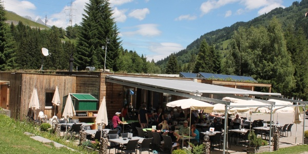 Camping Restaurant Fontanivas