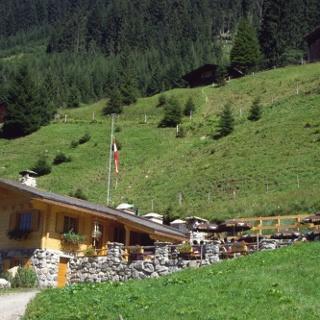 Berggasthaus Hasahüsli