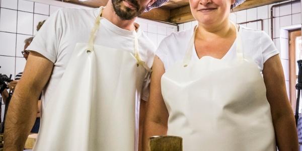 Christian und Veronika Kartnik, Garneraalpe