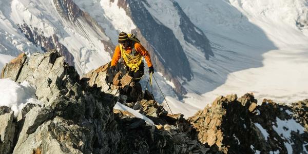 Das Berner Dreigestirn Eiger - Mönch - Jungfrau