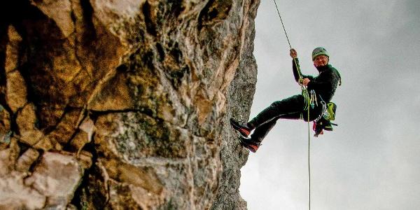 Kletterkurs Fels im Blautal bei Ulm