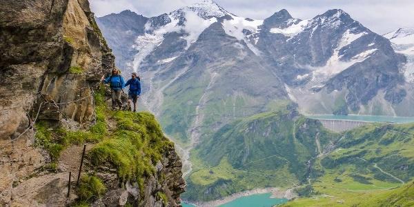 Vom Kitzsteinhorn zum Großglockner