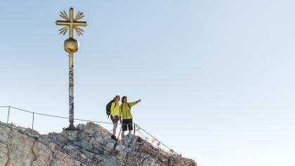 Jubiläumsgrat Zugspitze Tagestour