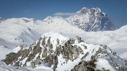 Skitouren in den Abruzzen   Majella und Gran Sasso