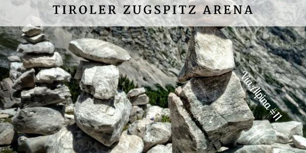 Tiroler Zugspitz Arena - Via Alpina #11