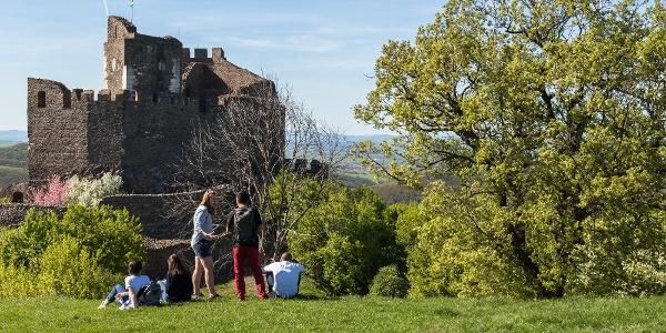 Castle of Hollókő
