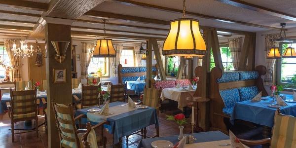 Innenansicht Restaurant Westerwälder Hof