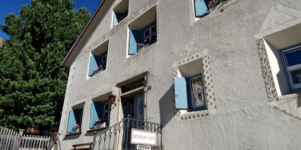 Museum Alpin in Pontresina.