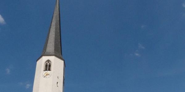 St. Vigilius Kirche in Kirchdorf a.H.