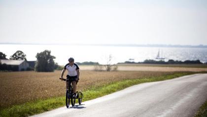Ostseeküsten Radweg Süddänemark