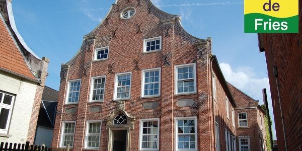 """Das """"Groot Hus"""" Wittmunds ältestes Haus"""