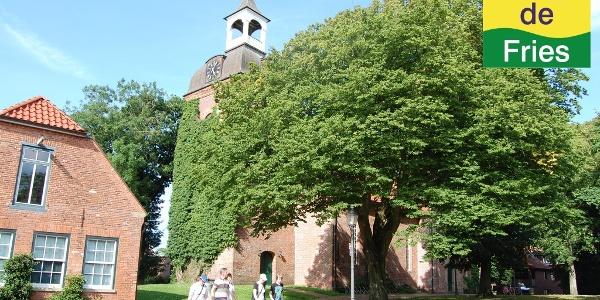 An der St. Nikolai Kirche in Wittmund