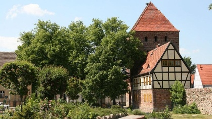 Einen Ausflug in die Geschichte bietet das Museum im Prenzlauer Tor in Pasewalk.