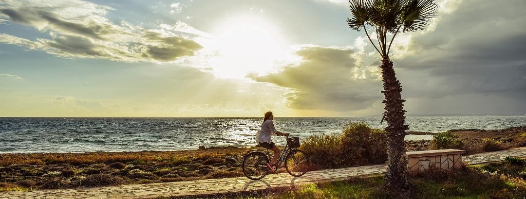 Radfahren auf Zypern