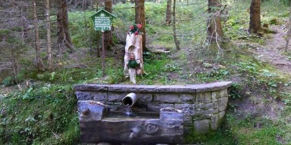 Brunnen Stubental