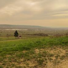 Panorama umgebung Unkenbaum (Halgarten)