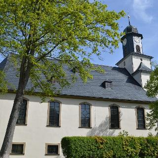 Kirche Zöblitz