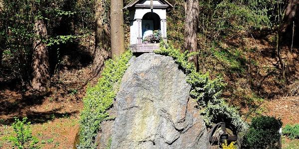 Teufelssstein an der Schilcherweinstraße zwischen Krottendorf und Ligist
