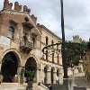 Piazza in Soave