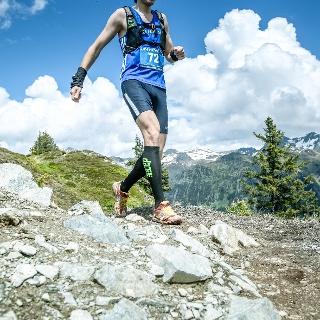 Montafon Totale Trail: Länge 33 km, 3.300 Höhenmeter