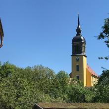 Kirche in Röhrsdorf