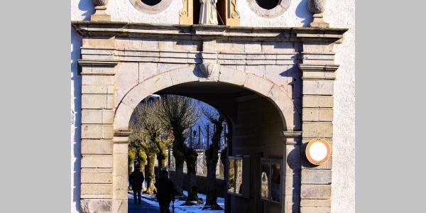 Pforte - Kloster Marienstatt