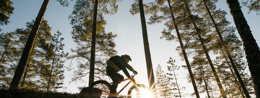 MTB-Tour in Finnland