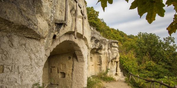 A mátraverebély-szentkúti Remetebarlangok