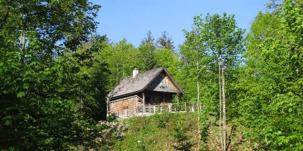 Jagdhütte 1080m