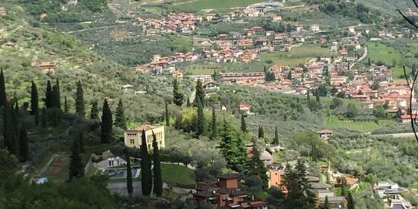 Panorama verso il Dom