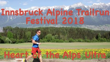 IATF 2018 • 85k Heart of the Alps ULTRA • Innsbruck Alpine Trailrun Challenge