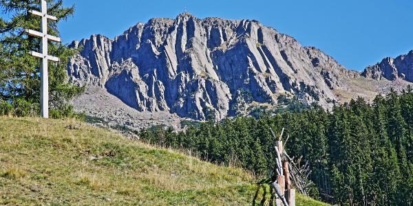Sarner Scharte (2.468 m) - Sarntaler Alpen - Südtirol