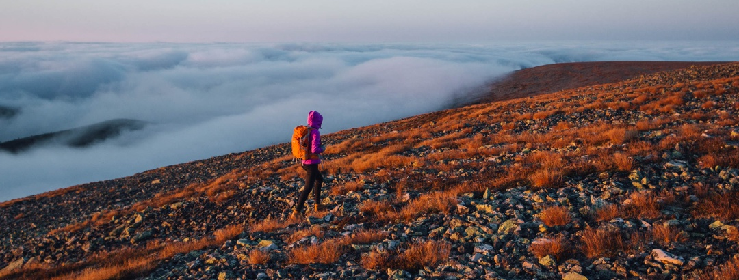 Wanderung im Pallas-Yllästunturi Nationalpark