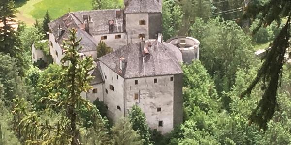 Aussicht Schloss Lichtenberg