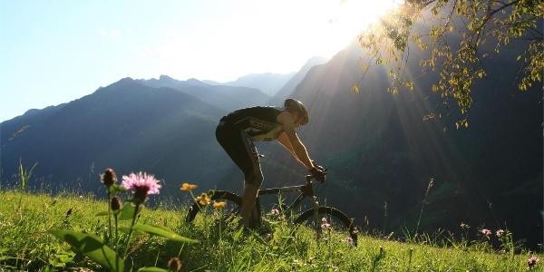 Bike tour to Prenn
