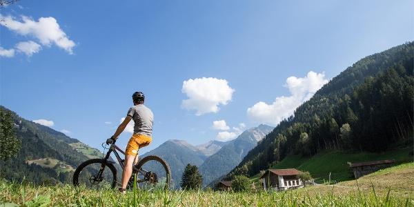 Biketour nach Breiteben - Christl