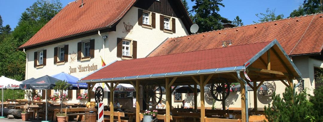Gasthaus Breitbrunnen mit Biergarten